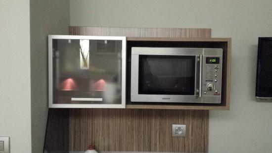 Hotel Vaka: kuchynka