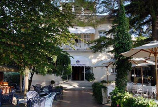 Hotel Villa Mabapa: Main entrance