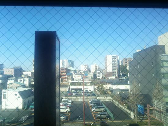 Richmond Hotel Hamamatsu : 部屋からの眺望