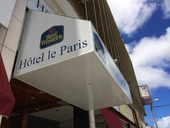 Best Western Hotel Le Paris