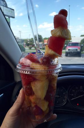 Pepe's Fruit Cups #3
