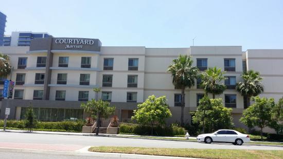 Courtyard Santa Ana Orange County: 8 MacArtur place Santa Ana CA Court yard Marriott
