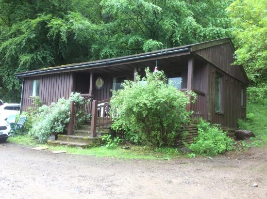 Craig Highland Farm: The Lodge