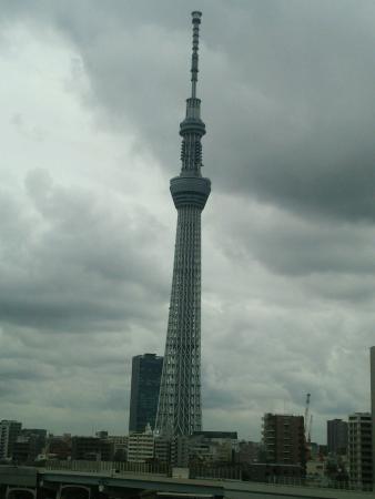 Dormy Inn Express Asakusa: スカイツリーが眺望できます