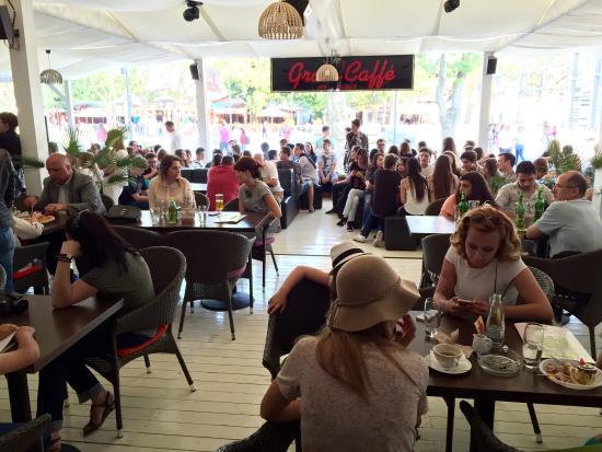 Gran Caffe Mamaia