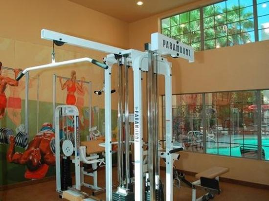 Nellis Suites at Main Gate : Health club