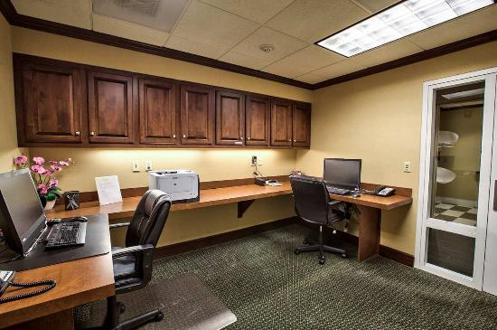 Hampton Inn & Suites Tallahassee I-10 / Thomasville Rd: Business Center