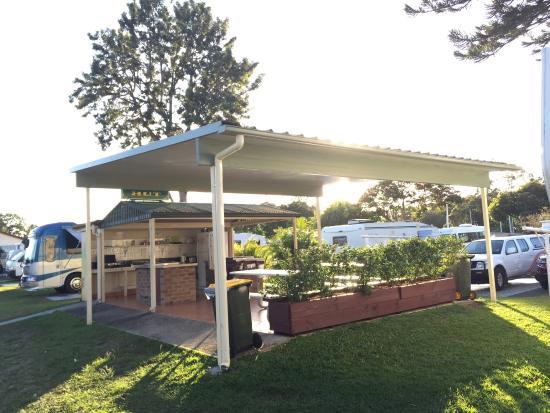 Newmarket Gardens Caravan Park