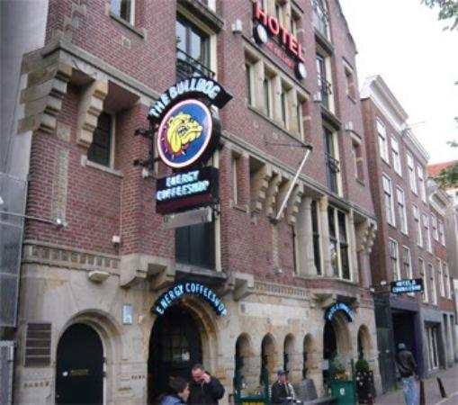 la camera photo de the bulldog hotel amsterdam