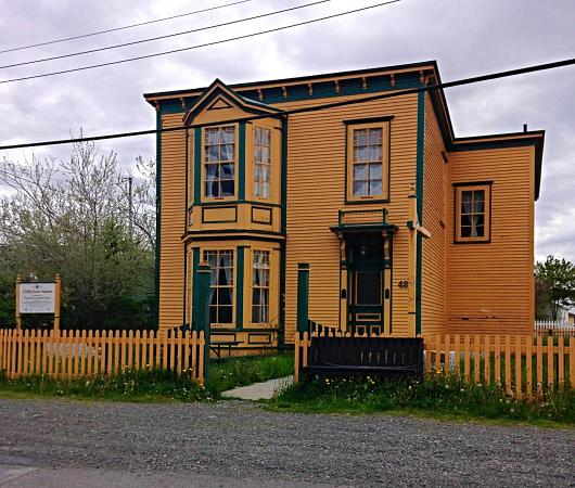 Placentia, Canada: O'Reilly House Museum