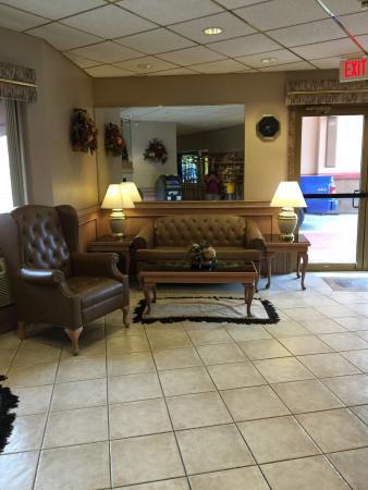 Mt. Rushmore's Washington Inn & Suites: Reception