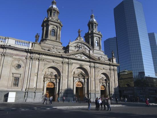 Plaza de Armas de La Pintana