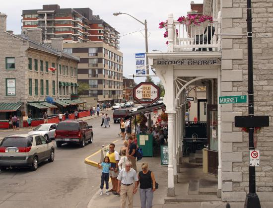 Hotels In Downtown Kingston Ontario