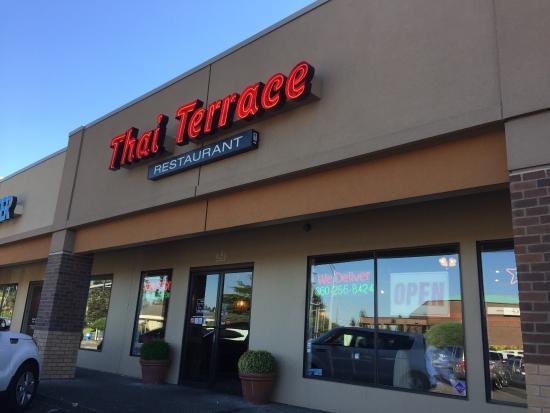 Thai Terrace : Restaurant Exterior