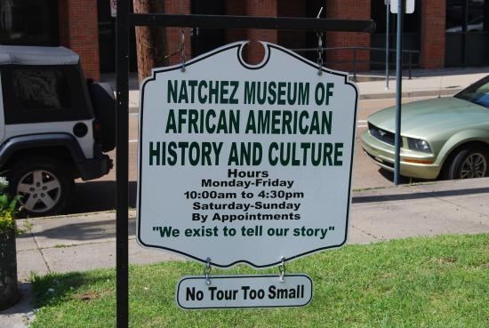 Natchez Museum of African American History and Culture