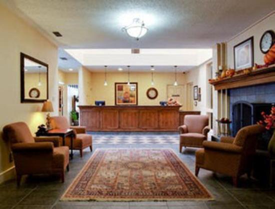 Hawthorn Suites by Wyndham Arlington/dfw South : Lobby