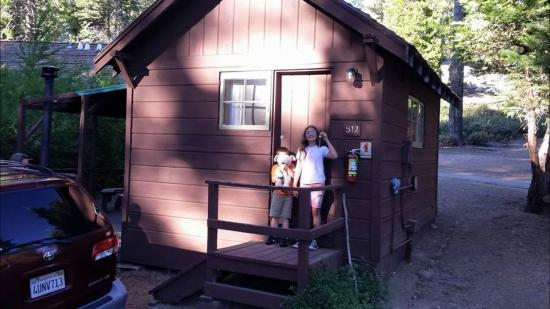Grant Grove Cabins Photo & Tent cabin - Picture of Grant Grove Cabins Sequoia and Kings ...