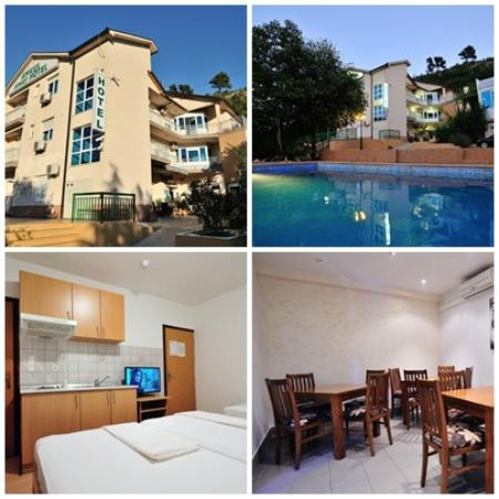 Aparthotel amicus mostar bosnien och hercegovina for Appart hotel 86