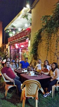 Asmaalti Nargile Cafe: Harika haftasonu