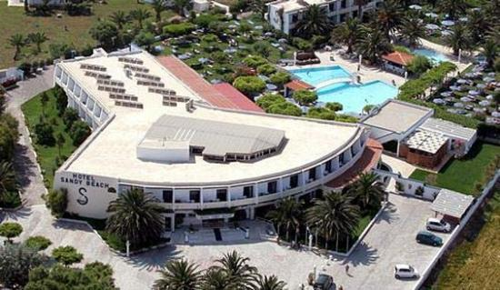 Photo of Sandy Beach Hotel & Family Suites Marmari