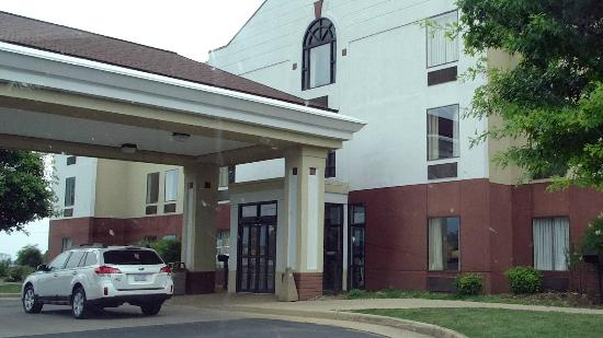 Comfort Inn 79 1 0 Updated 2018 Prices Hotel Reviews Woodstock Va Tripadvisor