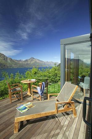 Azur : Villa Balcony