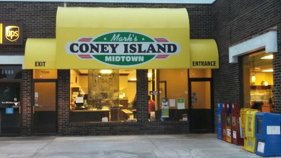 Mark's Mid-Town Coney Island