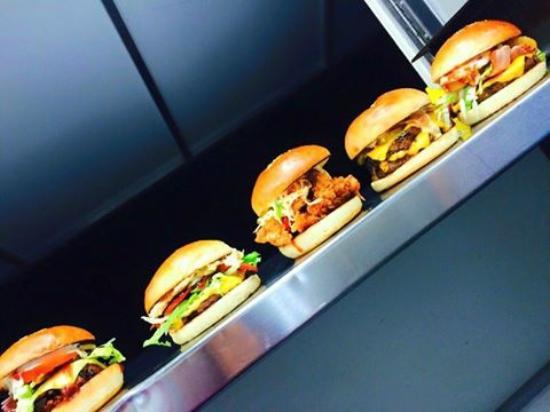 Burger Junkie: This weeks line up!!