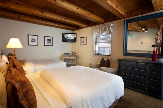 Hotel Durant: Lodge Double