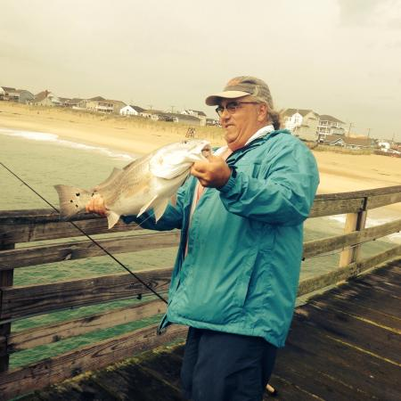 Avalon Fishing Pier : Another great catch