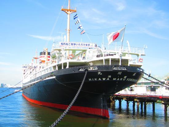 日本邮船 氷川丸