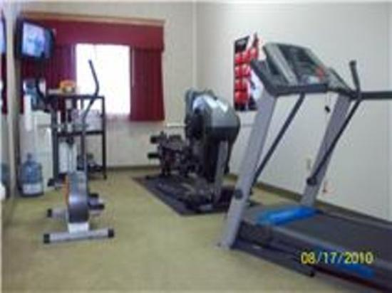 Ulysses, KS: Gym