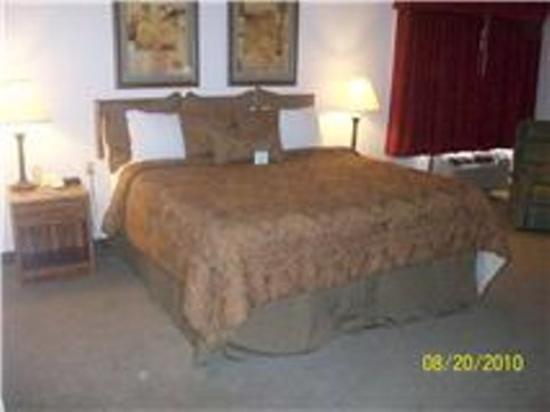 Ulysses, KS: Guest Room