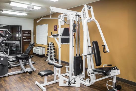 Comfort Suites - Near the Galleria: Tx Fitness