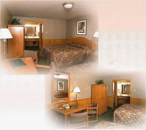 Poulsbo Inn: Guest room
