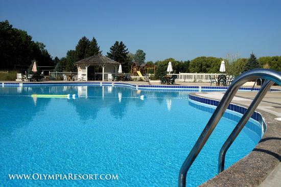 Olympia Resort: Hotel, Spa & Conference Center: Recreational facility