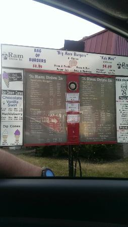 Chattaroy, WA: Ram's Drive-Inn