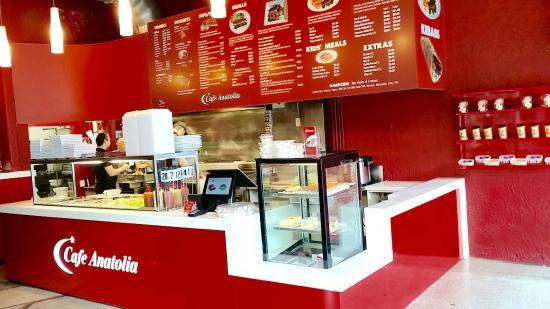 Cafe Anatolia