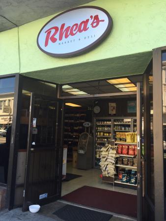 Rhea's Deli