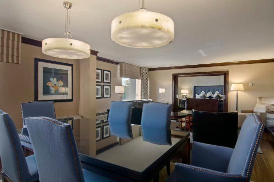Hilton North Raleigh/Midtown: Presidential Suite