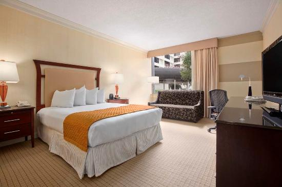 Hilton North Raleigh/Midtown: Queen Bed Accommodations
