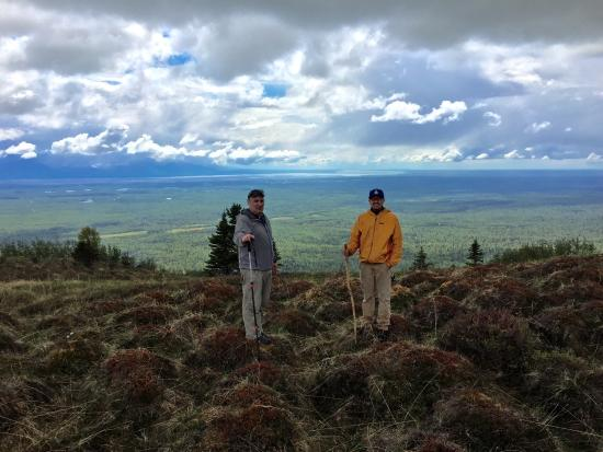 Palmer, AK: Hiking Government Peak