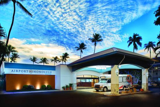 Photo of Airport Honolulu Hotel