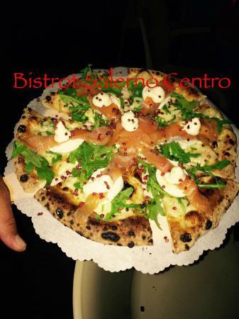 Salerno Centro pizza gourmet