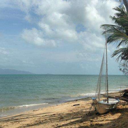 Panalee Resort : The nicest view of the beach
