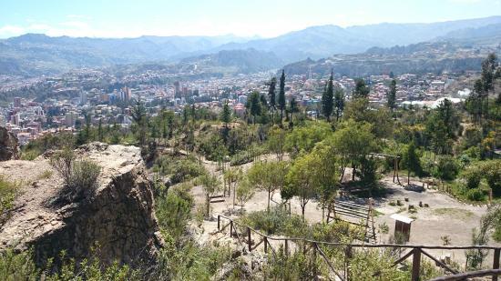 Parque Auquisamana