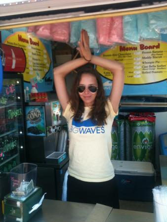 Big Wave's