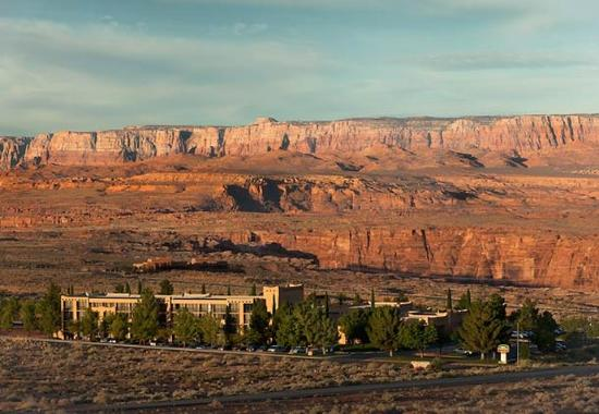 Photo of Courtyard Page at Lake Powell