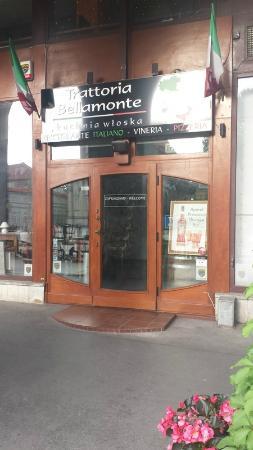 Trattoria ''Bellamonte''