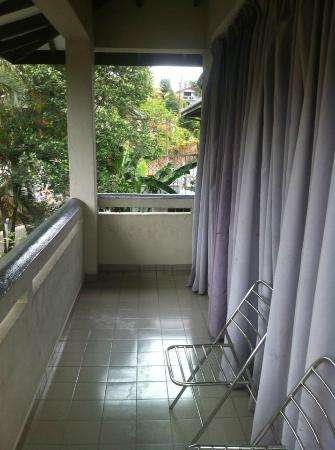 rooms balcony - Picture of Riverdale Hotel, Kandy - TripAdvisor